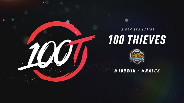 100 Thieves LoL Team Shaping Up