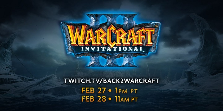 Blizzard hosts Warcraft III's Invitational