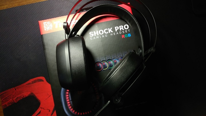 Ttesports Shock Pro RGB Headset Review