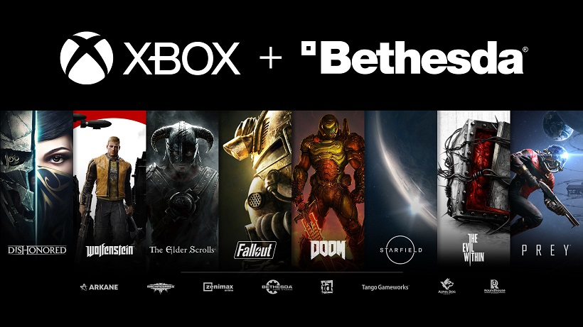 Xbox Buys Bethesda - A Massive Move for Exclusives
