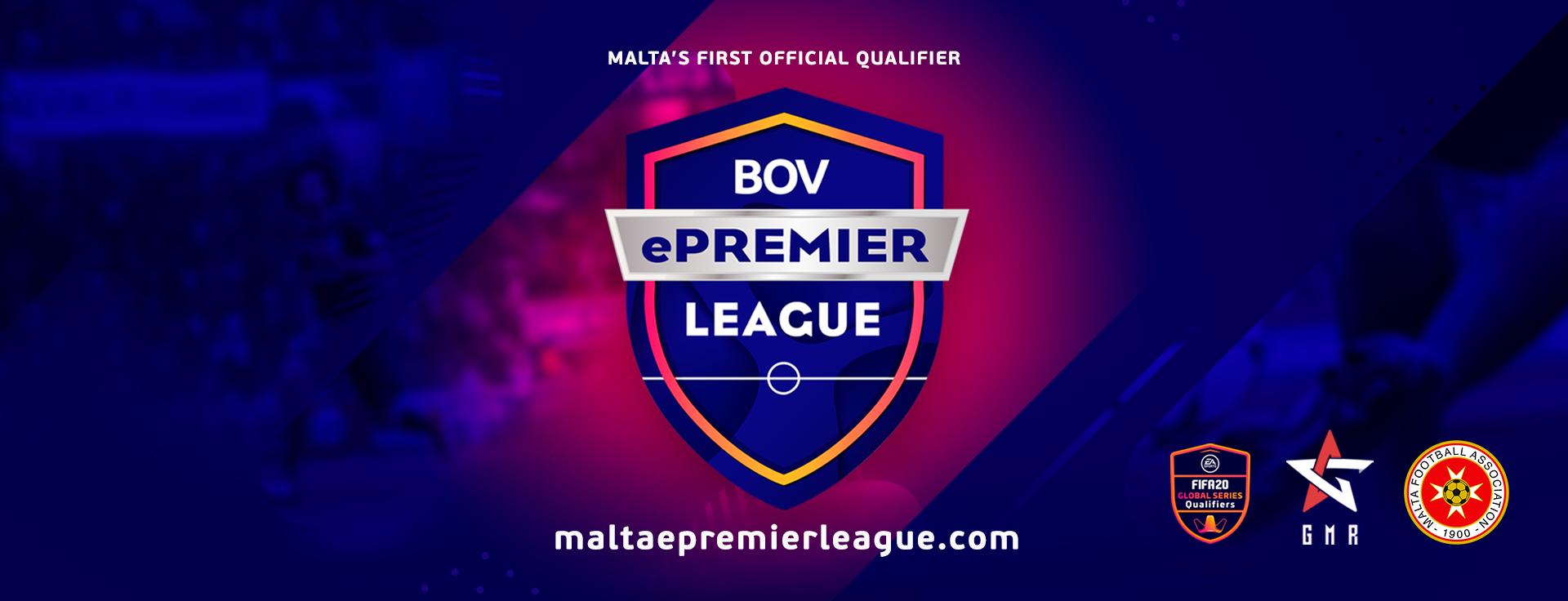 Malta BOV ePremier League Suspended
