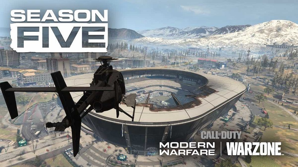 Call of Duty Warzone Season 5 - What You Need to Know!