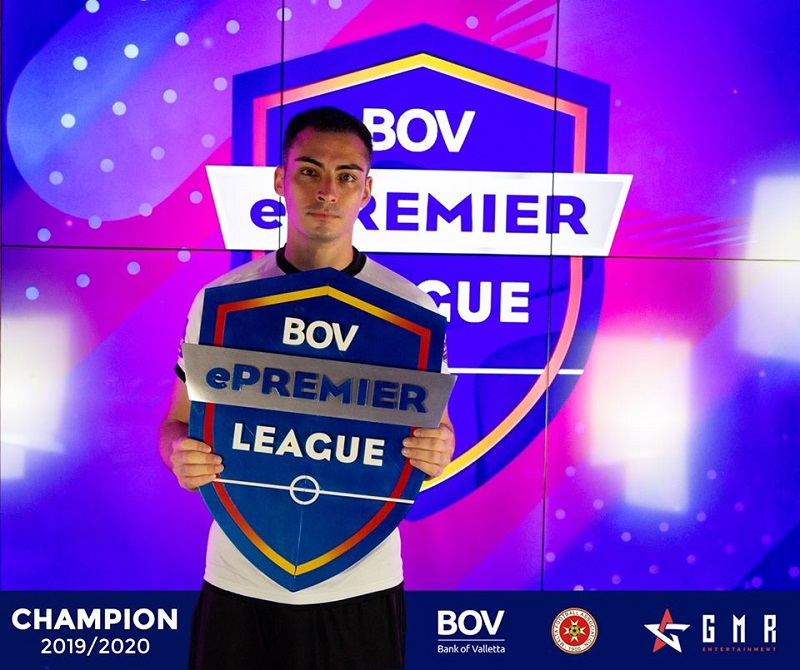 Interview with Christian Spiteri - The BOV ePremier League Champion