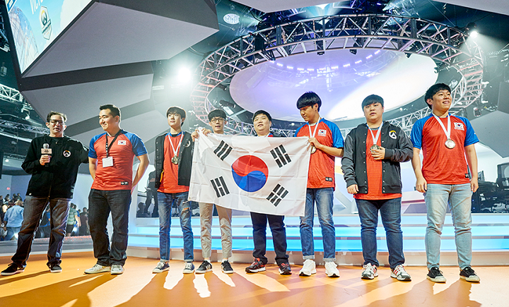 South Korea Are the Overwatch World Cup Champions