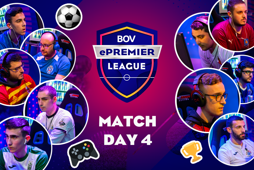 Match Day 4 Preview - The Malta BOV ePremier League