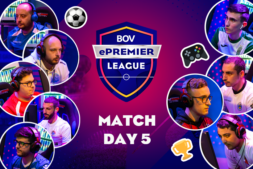 Match Day 5 Preview - The Malta BOV ePremier League