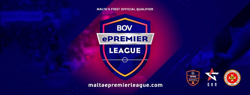 Malta BOV ePremier League is back