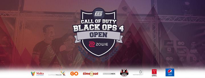 The GO Malta Esports Festival 2018 - €5000 Black Ops 4: Open