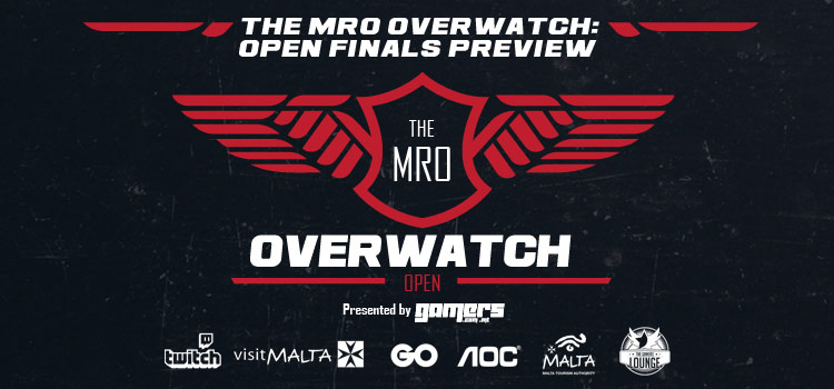 The MRO Overwatch: Open Finals Preview
