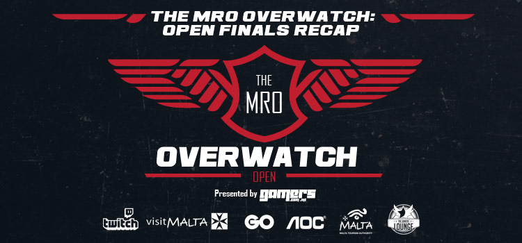 The MRO Overwatch: Open Finals Recap