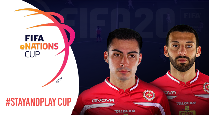 Malta to face Italy, Spain, and Portugal inFIFA eNations Stay and Play Cup