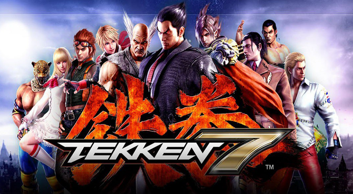 National Tekken Cup - 72 Player Tournament by Visionary Iron Team