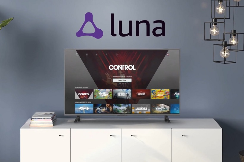 Amazon Luna - Another Cloud Gaming Service
