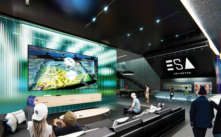 Potentially the Largest Esports Stadium in the USA - Arlington Site