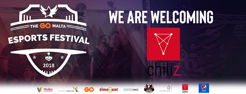 Chiliz Sponsoring the MESF 2018