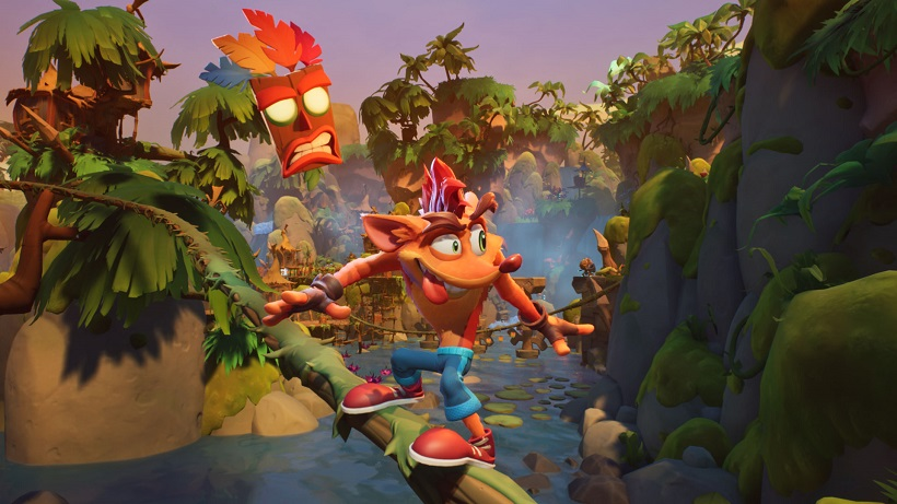 Crash Bandicoot 4 - 20 Years Later