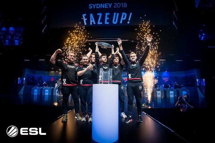 FaZe Clan Triumph at IEM Sydney