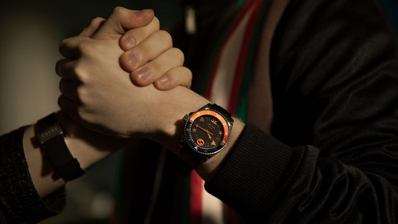 Gucci Release Fnatic Dive Watch - Fashion and Esports
