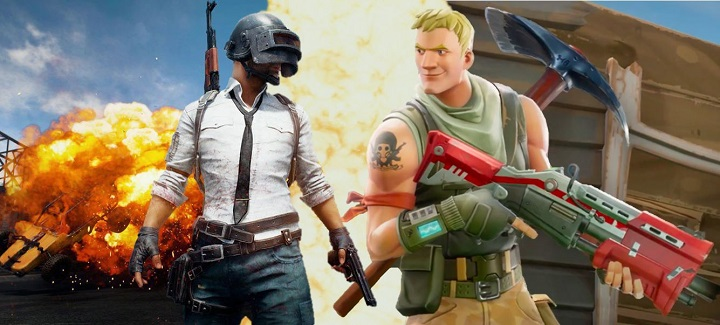 Battle Royale in 2018 - Fortnite or PUBG?