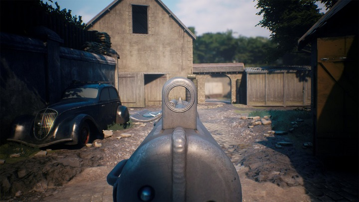 Battalion 1944 Updated - New Guns and Edits