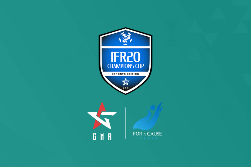 GMR and For A Cause Events partner up to organise the IFR: Esports Edition