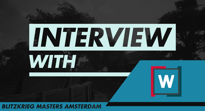 Blitzkrieg Masters Amsterdam 2018 - Interview with +Forward