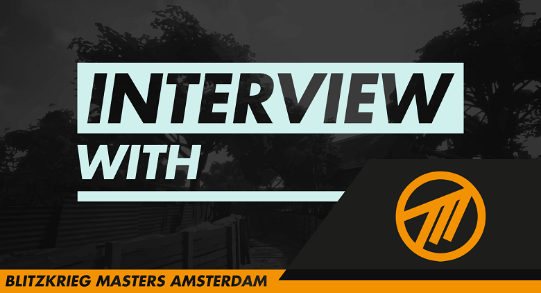 Blitzkrieg Masters Amsterdam 2018 - Interview with Method
