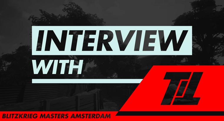 Blitzkrieg Masters Amsterdam 2018 - Interview with Team Tilted
