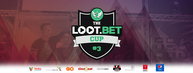 The GO Malta Esports Festival - $15,000 Loot.bet Cup #3