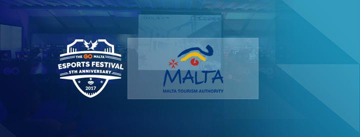 MTA Sponsoring The GO Malta eSports Festival 2017