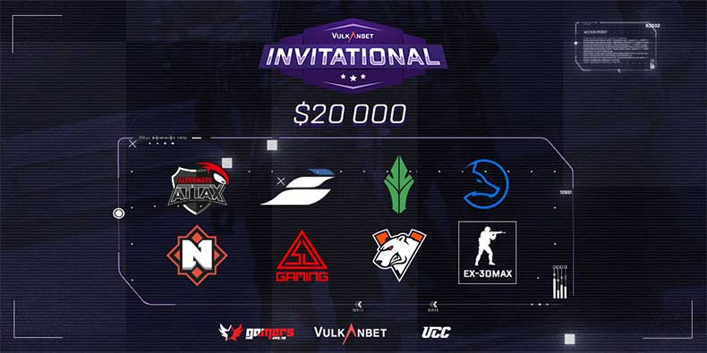 Announcing The VulkanBet Invitational