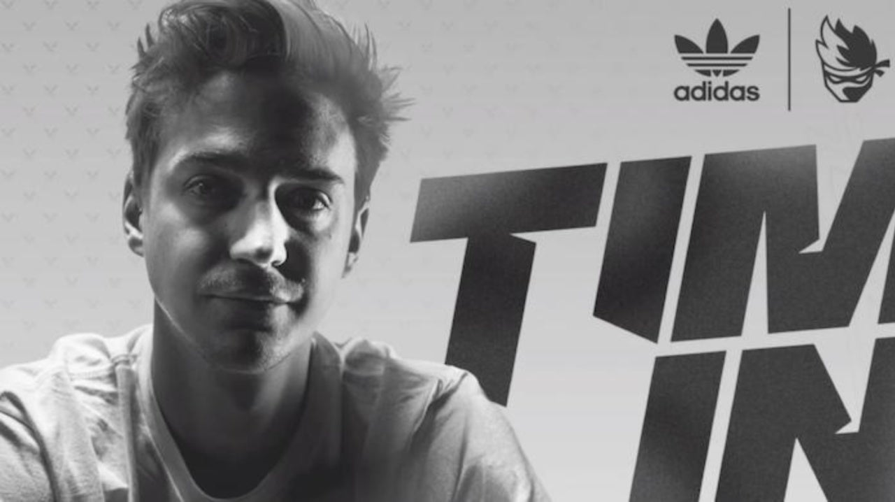 Ninja Becomes First Professional Gamer Signed By Adidas