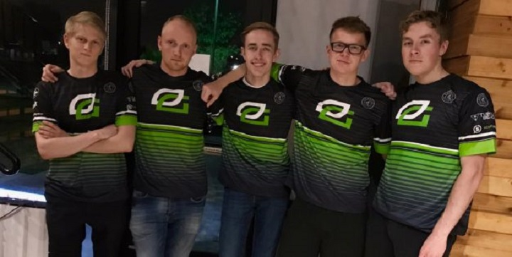 Optic Gaming Steps into The Dota 2 Scene