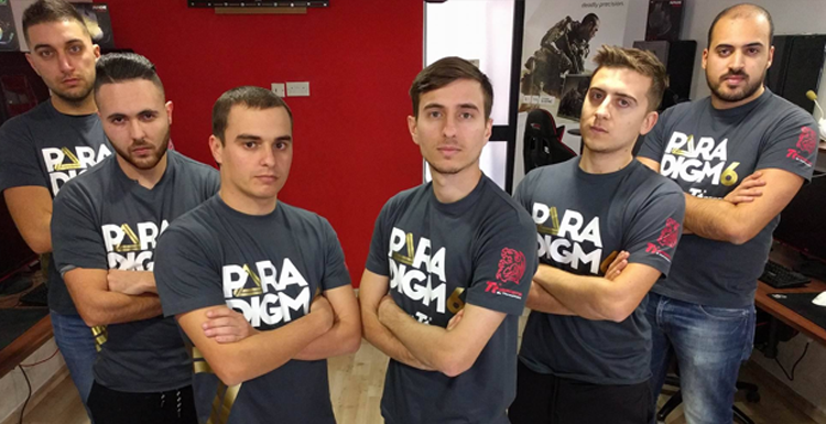 Paradigm6 finalises roster