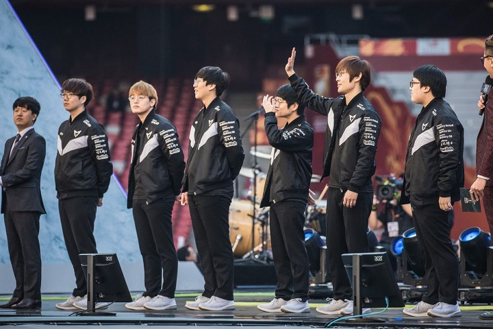 Samsung Galaxy Redeem Themselves With a Sweep Over SKT