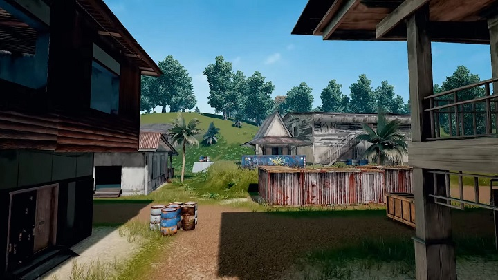 PUBG's New Map Revealed - Savage
