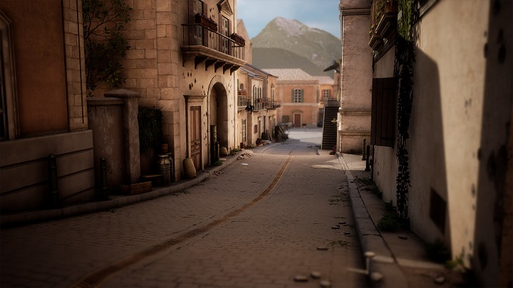 New Map Revealed in the Recent Battalion 1944 Update - 'Savoia'