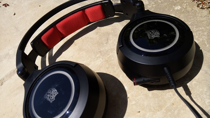 TteSPORTS CRONOS Riing RGB 7.1 Headset Review