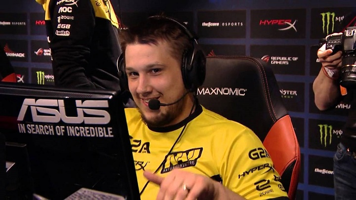 Zeus Returns to Na'Vi along with Kane