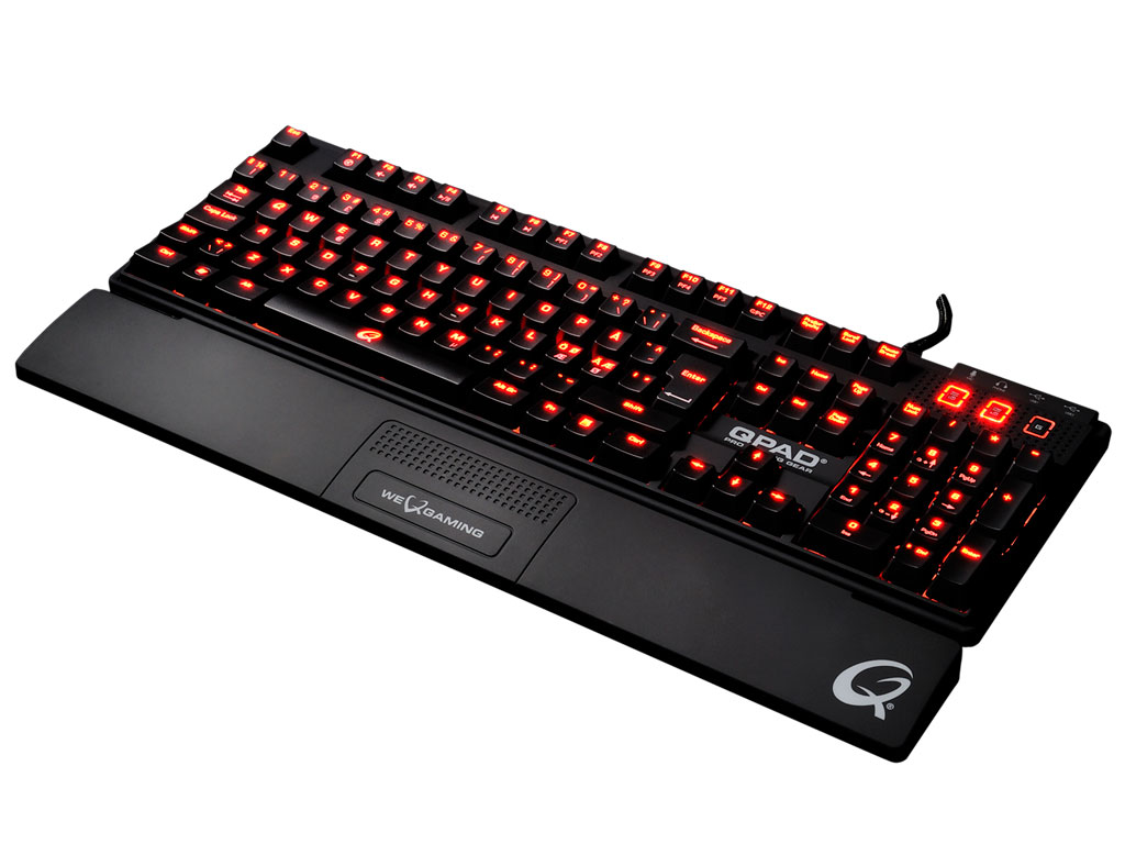 Qpad MK-85 Mechanical Keyboard