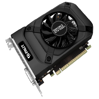 Palit GTX1050TI 4GB StormX