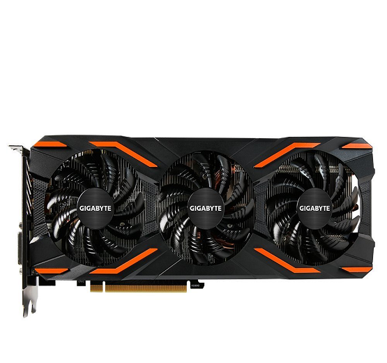 Gigabyte GTX 1080 Windforce OC 8GB