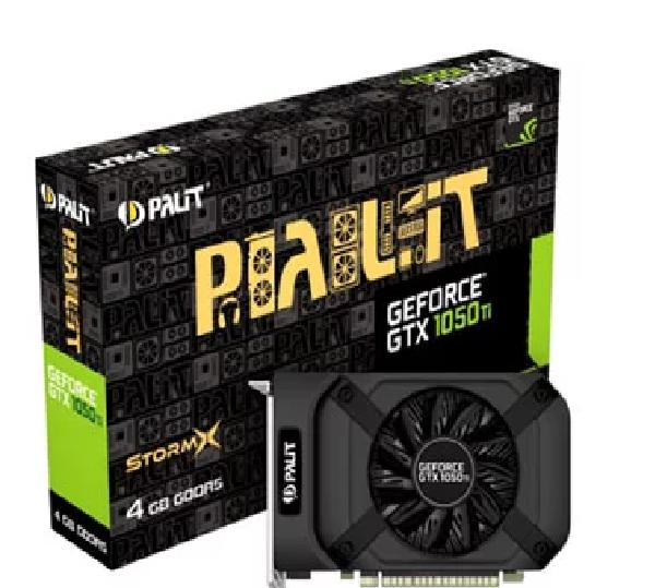 Palit GeForce GTX1050Ti 4GB