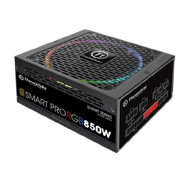 Thermaltake 850W Smart RGB PSU