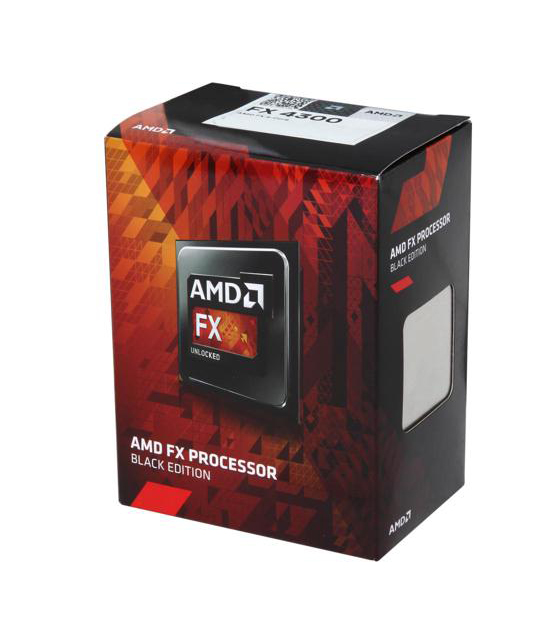 AMD Black Edition AMD FX 4300