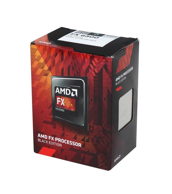 AMD Black Edition AMD FX 6300