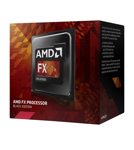 AMD Black Edition AMD FX 8350