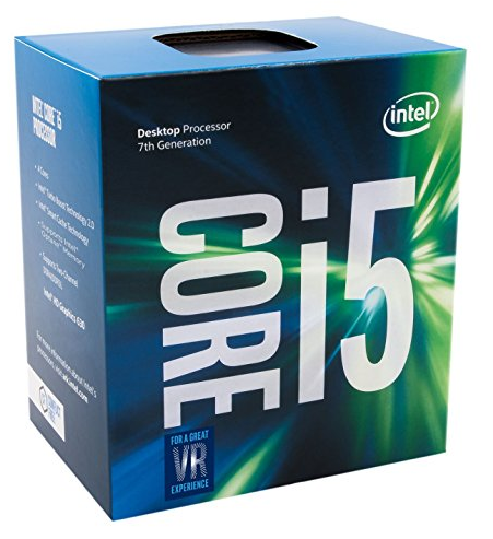 Intel Core i5-7500 3.40 GHz