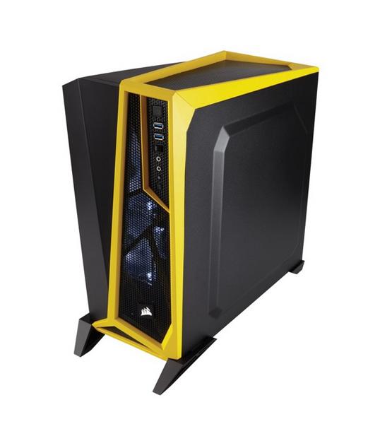 Corsair Carbide Series SPEC ALPHA Yellow