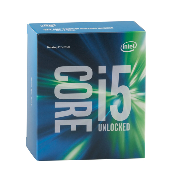 Intel Core i5 7600 3.5Ghz